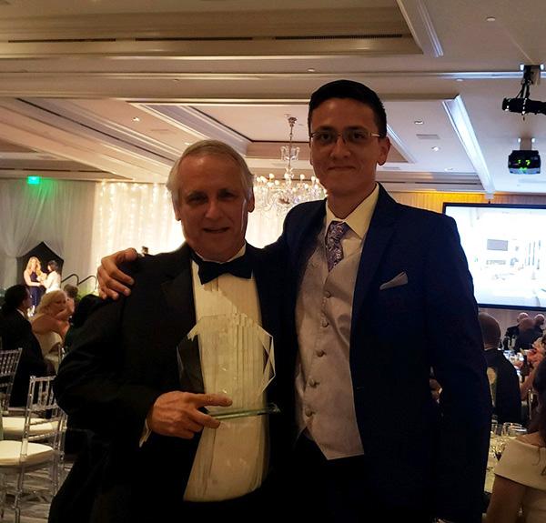 2018 Sand Dollar Award