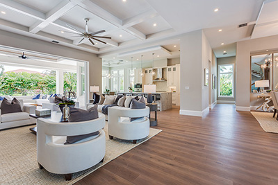 The Benefits of Having an Open Floor Plan for your Custom Home!