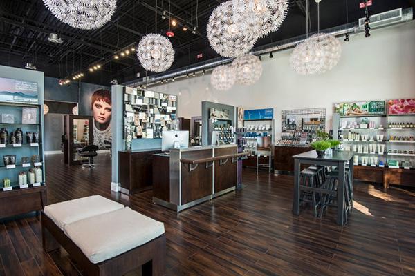 The Zen Aveda Salon