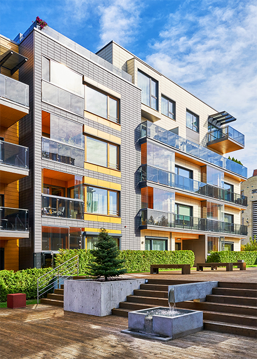 Multifamily Housing Design