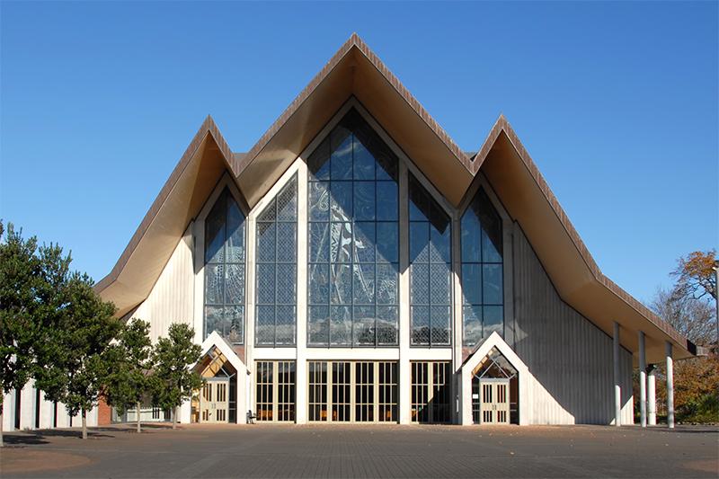 Church Architecture Design