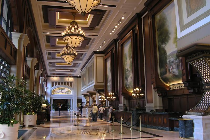 Hotel Hospitality Design Companies