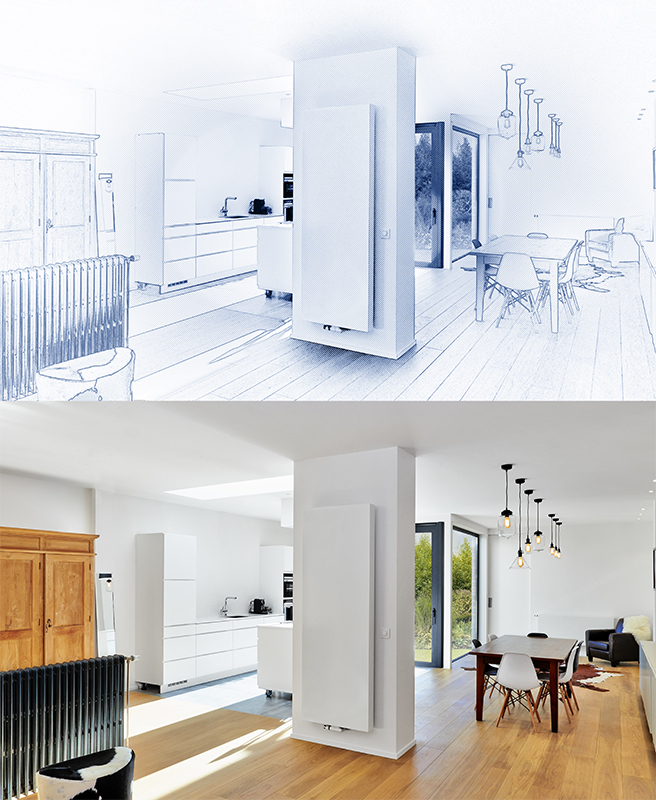 Residential Renovations Kitchen Remodel