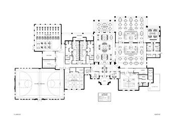 Clubhouse Floor Plan