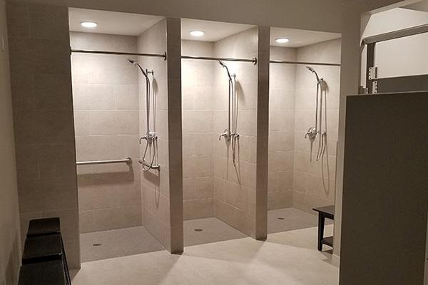 Our Yoga Place - Men's Locker Room