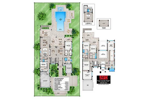 Salma Floor Plan